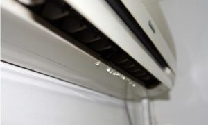Gambar AC Bocor