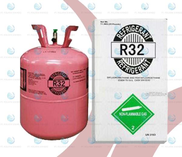 Jenis Freon R23