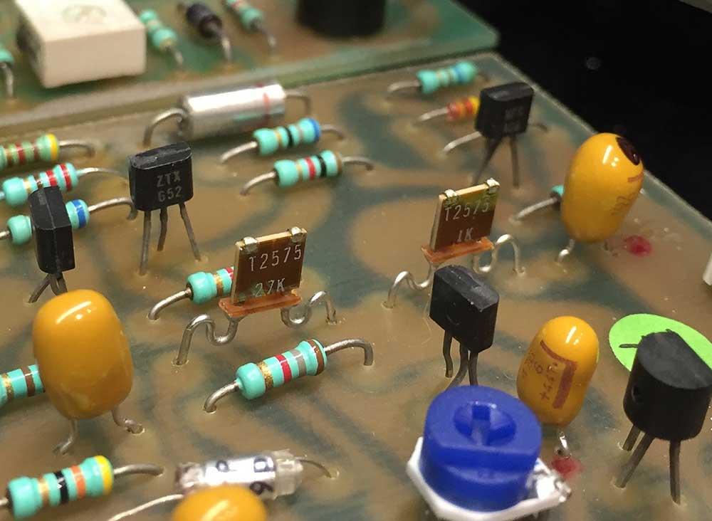 prinsip kerja Resistor