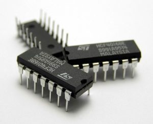 gambar Integrated circuit