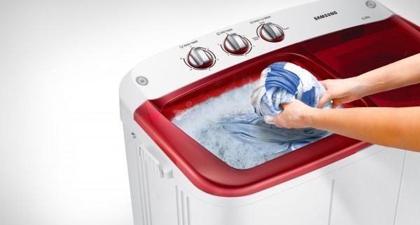 kelebihan mesin cuci 2 tabung