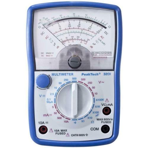 alat ukur ampermeter