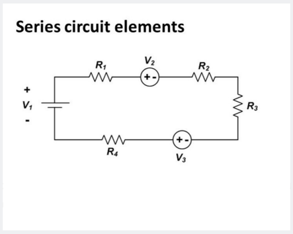 Belajar Rangkaian Seri Dan Paralel Dalam Sistem Elektronika Dasar