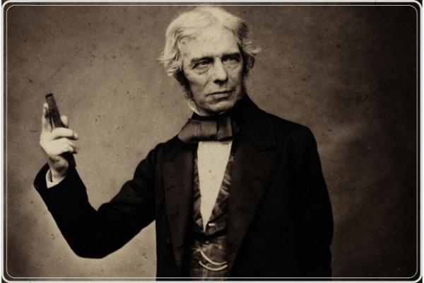 Penemu listrik Michael Faraday