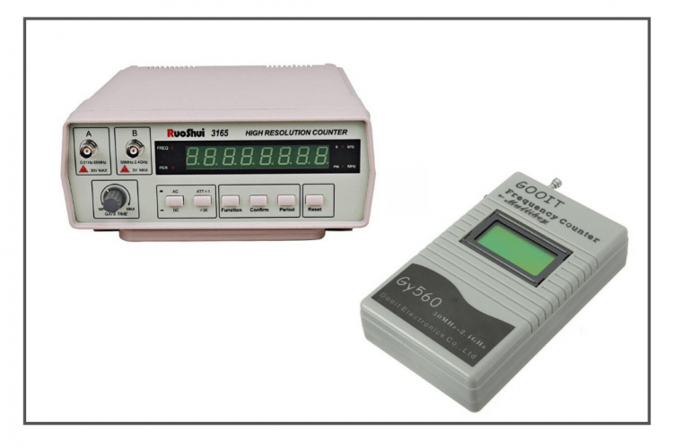alat untuk mengukur frekuensi