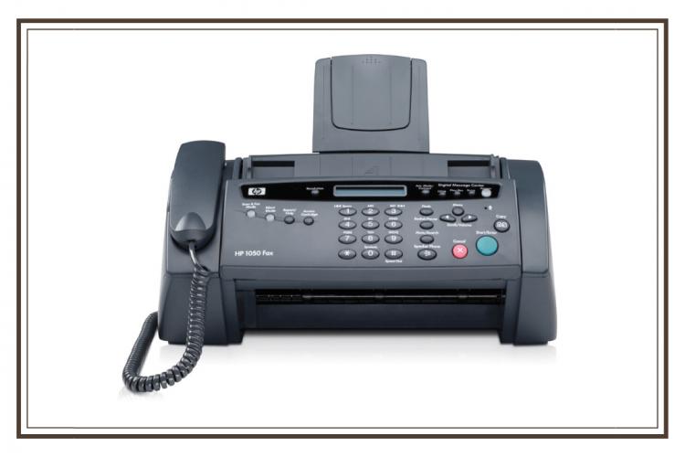alat komunikasi faksimil