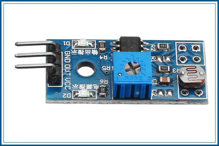 modul sensor cahaya